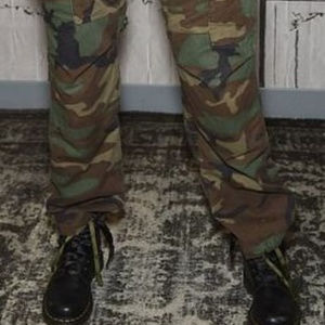 ARMY issued military